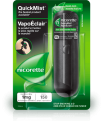 Nicorette QuickMist Fresh Mint Flavour 1 mg Packaging