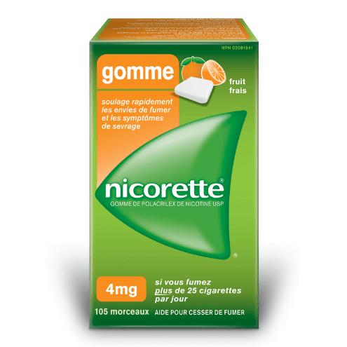 Gomme NICORETTE®