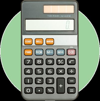 Calculatrice pour la budgétisation